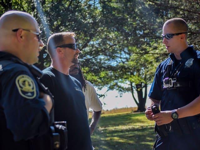 training police k9 handlers