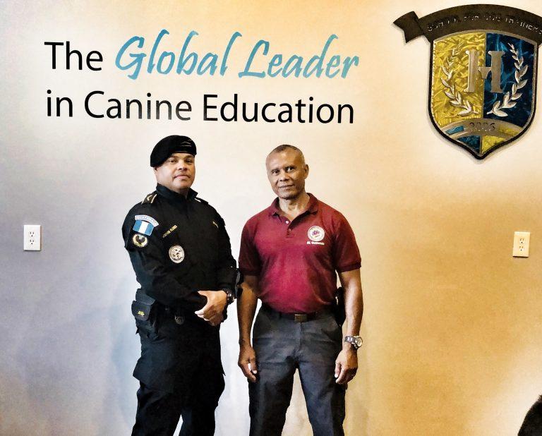 highland canine guatemala police 2